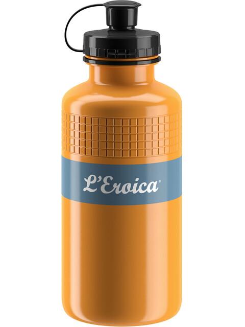Elite Eroica Sand Vannflaske 500ml Orange